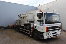 DAF vrachtwagen hoogwerker, BF-