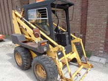 Bobcat / skid steer loaders
