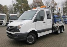 Demountable VW Crafter