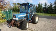 Tractor Iseki 5040A