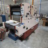 Fuji 2-color printing press V.