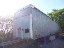 Truck semi-trailer Schmitz Carg
