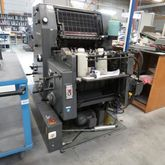 1-color offset printing press,