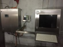 Weighing and labeling equipment