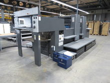 2-color offset printing press,
