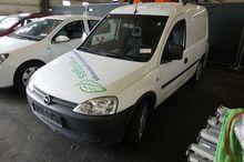 Truck (N1) Opel Combo VAN
