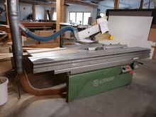 Used Panel saw Alten