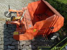 Lawn sweeper Wiedenmann W II S