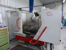 CNC-controlled universal millin