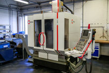 Hermle 3-axis machining center