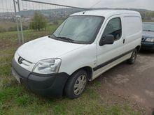 Vans Peugeot Partner 1.6 HDi Bo