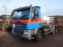 Used Trucks DAF CF 8