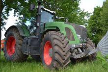 Tractor Fendt 927 Vario