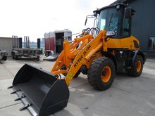 Hytec wheel loaders