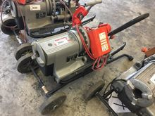RIDGID ROLLING TAPER AND TAPPIN