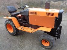 Agria special tractor