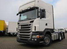 Tractor Scania LA6X2HNA R 480 -