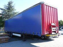 Truck trailer Krone SD