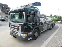 Truck Scania P450