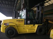 Used 2002 Hyster H16