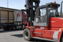 2008 Kalmar DCE 160-12 Heavy Du