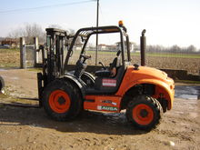 Used 2007 Ausa C250H