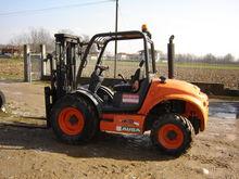2007 Ausa C250HX4