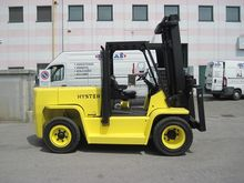 Used 2004 Hyster H7.