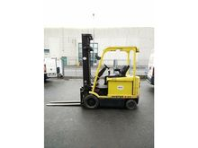 Used 2007 Hyster E3.