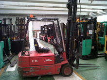 Used Linde E16 in Ar