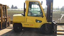 Used 2002 Hyster H5.