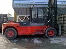 Used 2002 Linde H160