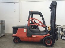 Used Linde E48 in Sc