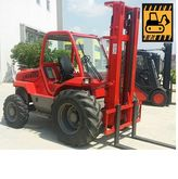 Used 2001 Manitou M