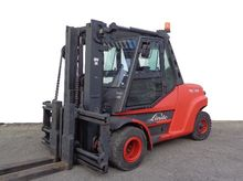 Used 2009 Linde H 80