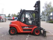 Used 2010 Linde H80D