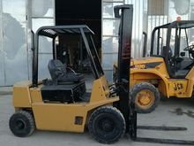 Used 1990 Hyster H2.
