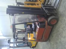 Used Linde E18 in Ba