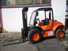 Used Ausa CH200X4 in