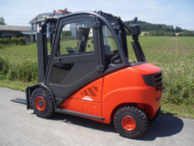 2005 Linde H30D container