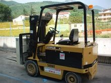 Used Caterpillar F50