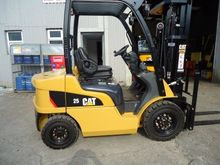 Caterpillar DP25N