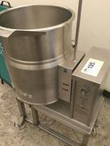 Escan Tilting Steam Kettle