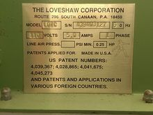 Loveshaw Little David Case Seal