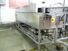 700 SERIES FRYER with filter sy