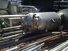 Used 2 Reactor SS ta