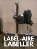 Used Label-Aire Labe