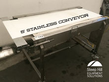 2′ x 5′ Food Grade Conveyor