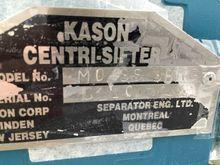 Kason Centri Sifter Model MOSS3