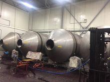 Velo 6500 Gallon Rotary Ferment